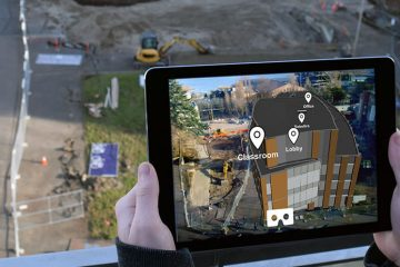 Mortenson Creates First-of-Its-Kind Augmented Reality App for Construction Visualization