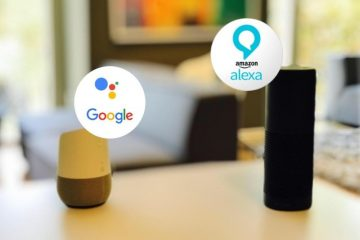 The Future of AI at Home: A Conversation between Amazon Alexa and Google Home at AI Frontiers Conference
