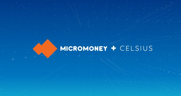 Micromoney Celsius