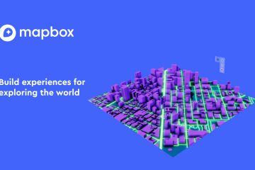 Mapbox Announces $164 Million Series C Financing Led by the SoftBank Vision Fund