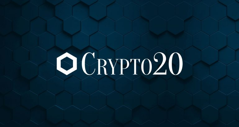 CRYPTO20 Passes $12 Million for Autonomous Crypto Index Fund