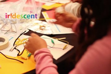 Iridescent Partners with Google to Support Curiosity Machine AI Family Challenge, Aimed at Engaging Students and Families in Learning & Applying Artificial Intelligence Technologies
