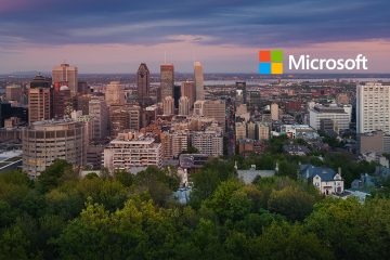 Microsoft Announces Expansion of Montreal Research Lab,Geoffrey Gordon To Be The Lab's New Research Director