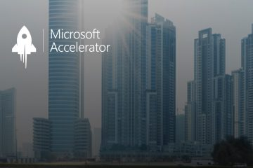 Microsoft Accelerator Beijing Foreseeing Future Requirements from Industry