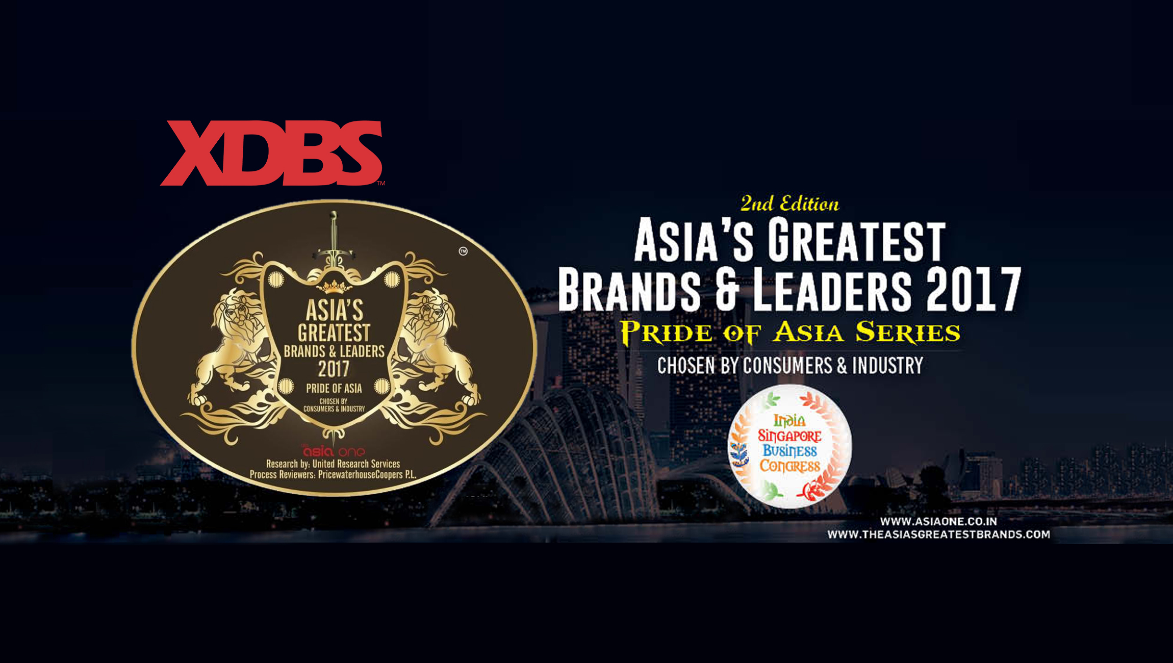 59432f9fad2f XDBS Founder Kartik Anand Wins Asia s Greatest Brands   Leaders 2017 Award