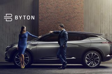 BYTON Partners with Leading Self-Driving Technology Company Aurora