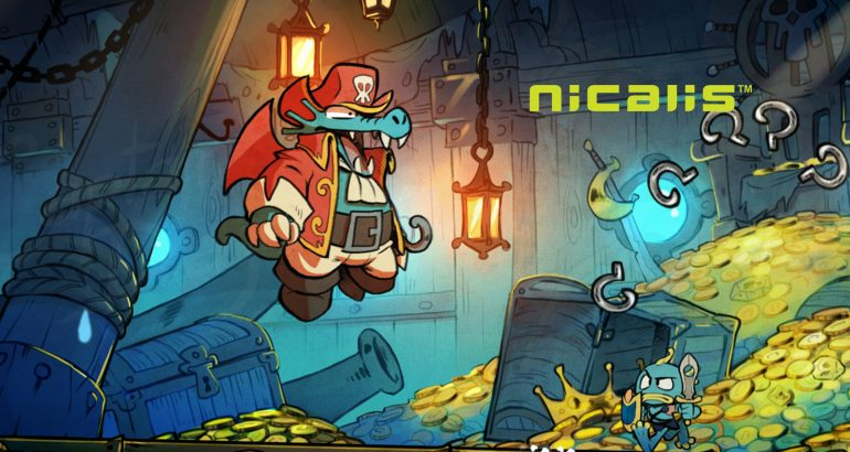 Wonder Boy: The Dragon's Trap Now Available On Nintendo Switch And PlayStation4 At Retail Stores