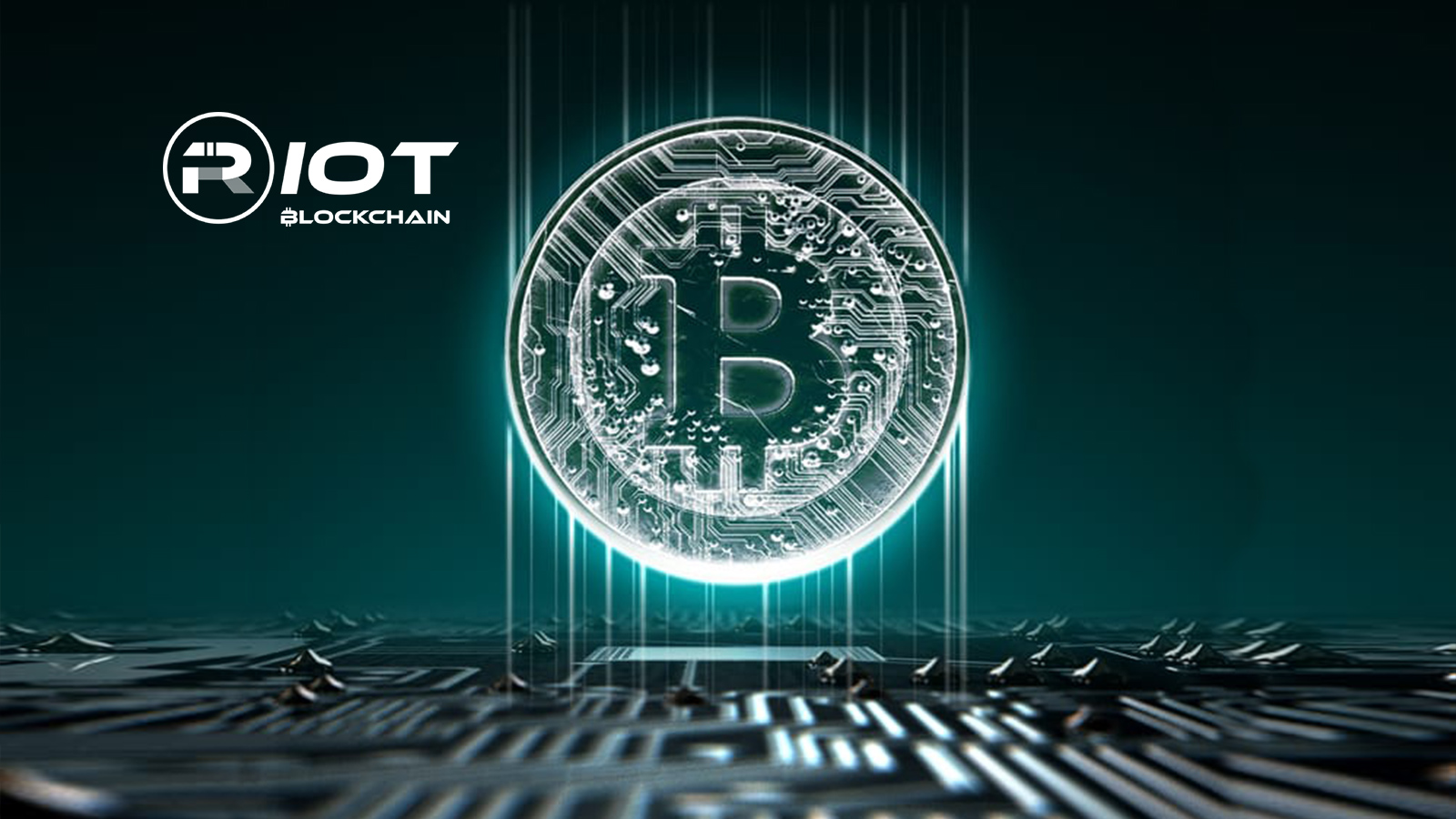 Riot Blockchain Enters Definitive Agreement for the Acquisition of
