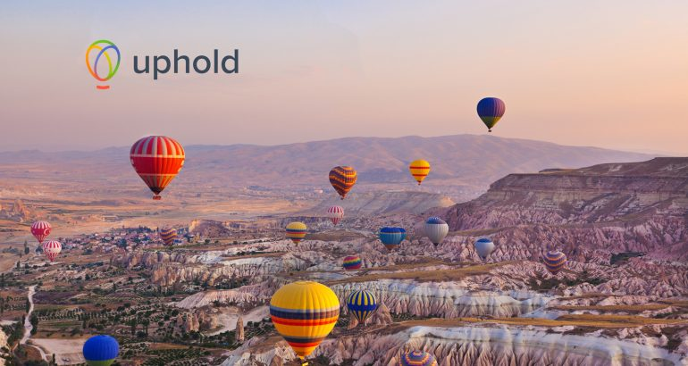 Early Coinbase And Ripple Investor Injects $57.5M Into Uphold