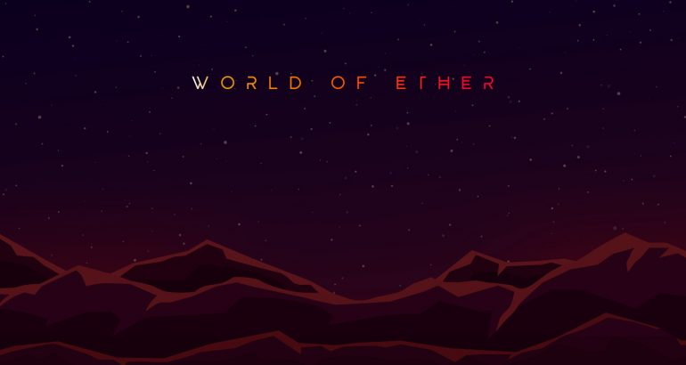 Blockchain Game, World of Ether, Announces Lucrative Affiliate Program