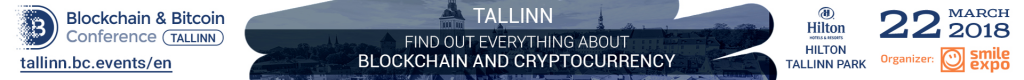 Tallinn Blockchain Conference – blockchain in Europe | Tallinn Blockchain Conf