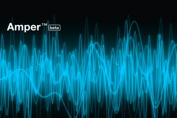 Amper Music Raises $4M to Fuel Growth of Artificial Intelligence Music Composition Technology