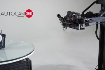 Introducing AutoCam360TM by Kessler: a Complete Solution for Automating Product Photography and Video for E-commerce and Commercials