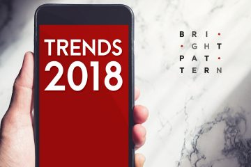 Bright Pattern Announces Groundbreaking Spring 2018 Release of its Cloud Contact Center Platform