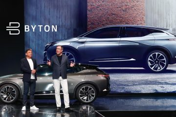 Getting To Know BYTON Concept — The World's FirstSmart Intuitive Vehicle