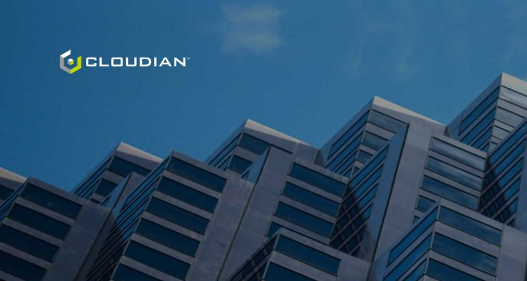 Cloudian Demonstrates at NAB How Limitlessly Scalable Storage, Metadata, and Hybrid Cloud Solutions Help Speed Workflows and Monetize Content