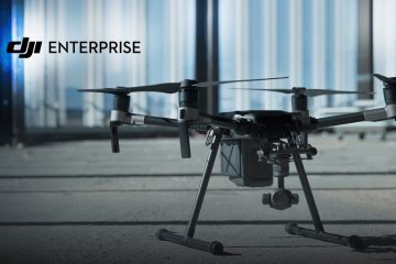 DJI Gives Drones More Power For Commercial Use