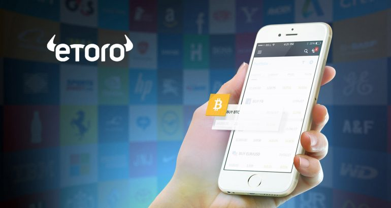 eToro Raises $100m to Support Global Expansion and the Development of Blockchain-Backed Technologies