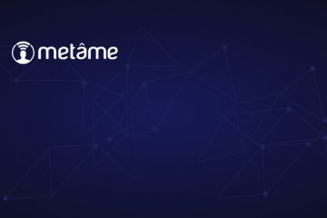 Pioneering Digital Wallet and Personal Data Marketplace metâme to Launch ICO Token Sale