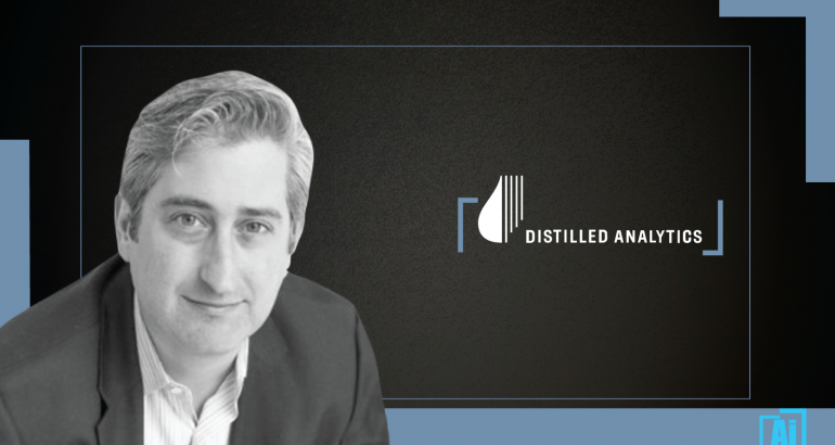Interview with David Shrier, Founder & CEO, Distilled Analytics