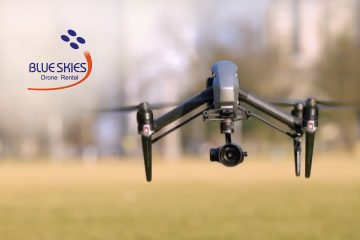 Blue Skies Drone Rental and ParaZero Announce Strategic Partnership