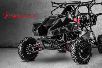 SkyRunner Illuminates Flying Car Potential for Military Applications