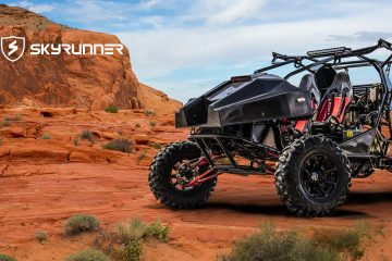 SkyRunner: Air Taxi Space Complicated by Last Mile Significance