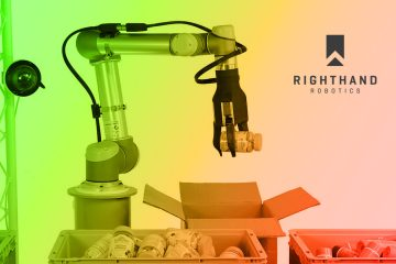 RightHand Robotics: MODEX 2018 Site of Automated Piece-Picking World Record