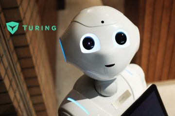 Meet Turing Video's Intelligent Security Robot, Nimbo