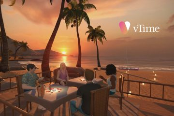 VR Social Network vTime Closes £5.4 Million Series A Funding Round