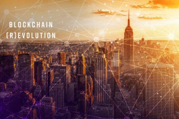 Blockchain Week NY: Alex Tapscott, Dinis Guarda, John Edge will speak at Blockchain (R)evolution Event