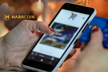 Haracoin Cryptocurrency International Launch at the Utah State Capitol