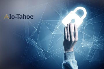 Io-Tahoe Asks Strata London Attendees to Regard GDPR As Opportunity to Create Transparency and Trust with Customers