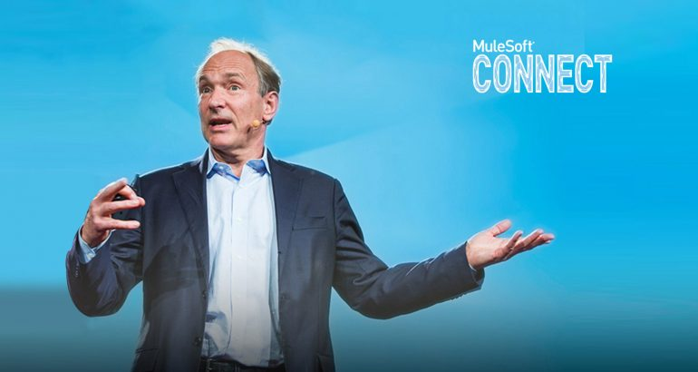 World Wide Web Inventor is keynote speaker MuleSoft CONNECT 2018
