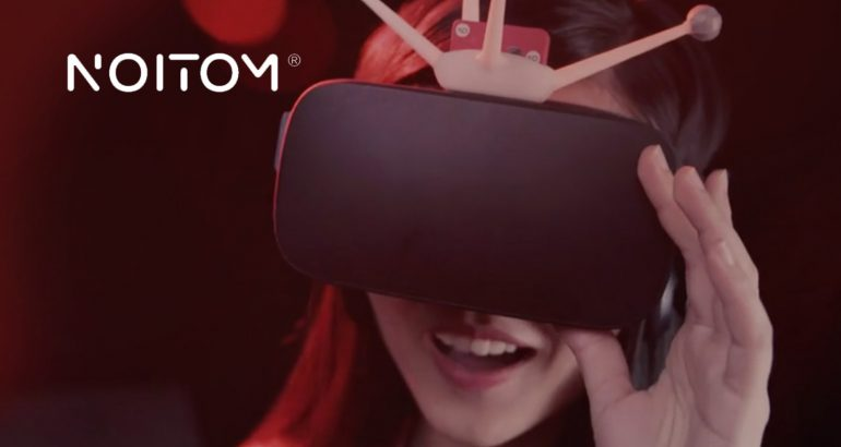 Noitom Travels MuseumExpo with the Alice Space Lunar Mission Virtual Reality Experience
