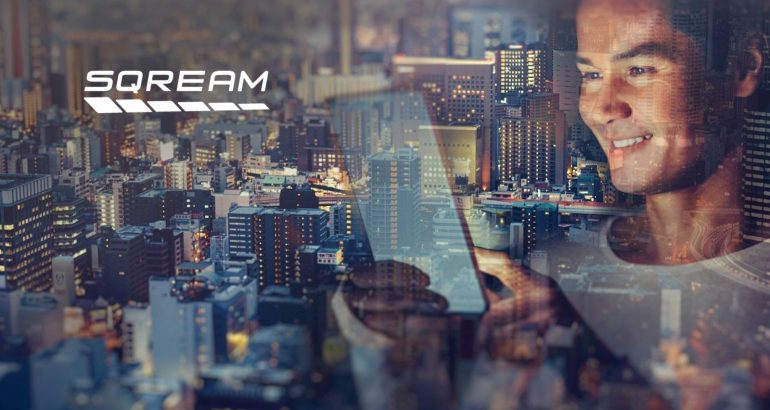 SQream Raises $26.4M in Strategic Series B Funding Round Led by Alibaba Group