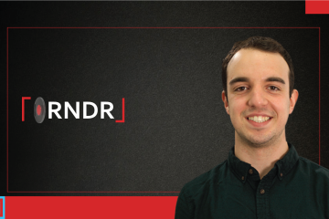 Interview with Kalin Stoyanchev, Head of Blockchain + RNDR Project Lead