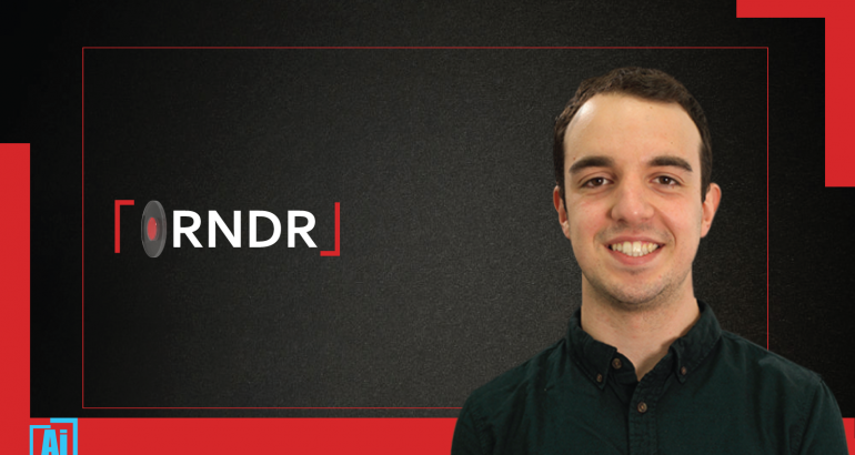 Interview with Kalin Stoyanchev, Senior Associate, Product Development & Digital Growth - RNDR