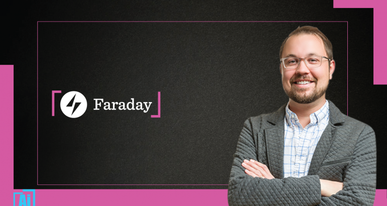 Interview with Seamus Abshere Co-founder and CTO at Faraday