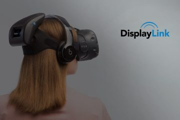 DisplayLink Shows Ultimate VR Gaming Experience at E3 2018; Multi-Player Wireless VR, Full-Size Miniguns, Haptics, and a Live Theater Experience for Spectators