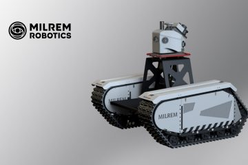 Milrem Robotics' THeMIS UGV Has Become the Industry Standard