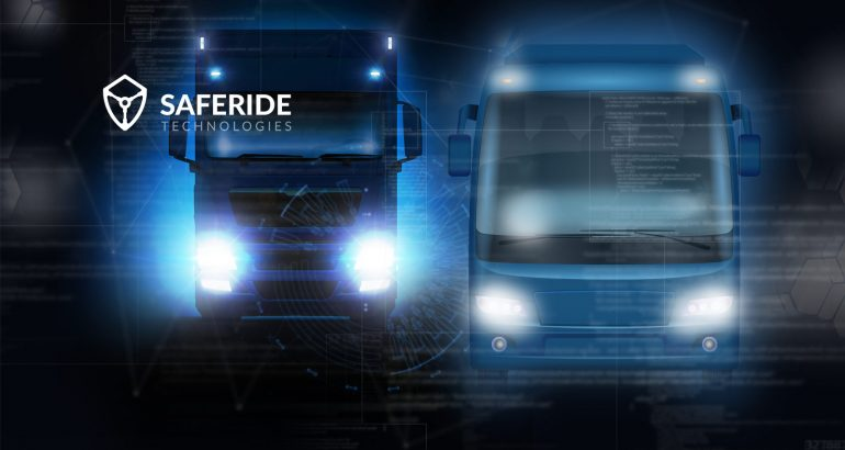 ST Engineering and SafeRide Technologies Partner