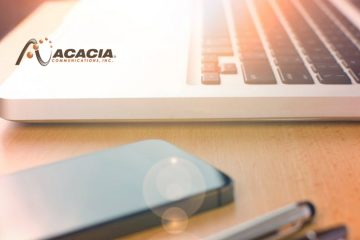"""Acacia Communications Named """"Best 5G Architecture and Deep-Fiber Framework"""" Provider"""