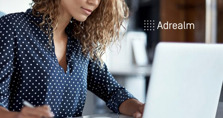 Enhance your X-factors, Adrealm's AI-driven ecosystem to make quantum leap in digital advertising