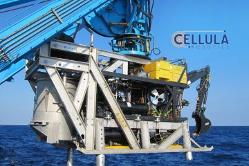 Cellula Robotics Awarded National Oceanography Center STEMM-CCS Contract