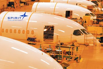 Spirit AeroSystems Advances Use of Robotics for Quality Inspection of Large-Scale Aerospace Structures