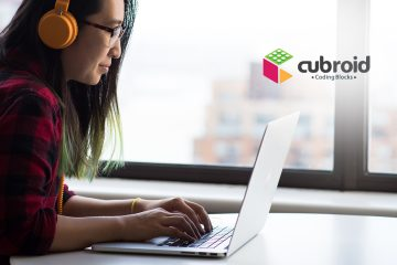 My Best-Friend Artibo: Cubroid Introducing Second Robot to Make Lives Easier, with AI Block Features and Coding Education for All