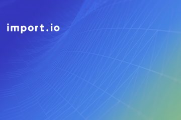 Introducing Import.Io Insights – Enabling You to Visualize and Analyze Web Data Directly in the Import.io Application