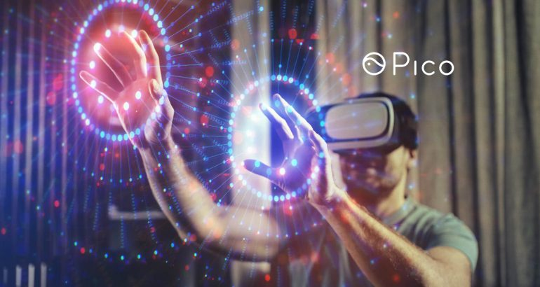 VR Hardware Battle Gets Snazzy with Pico's Funding and New-Gen Headset Launch