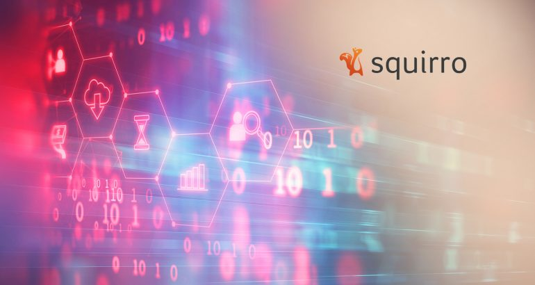 Squirro Breaks Into Forrester's List of Leading AugmentedIntelligence-Based Analytics Platforms